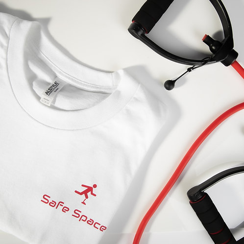 Safe Space Fitness T-Shirt