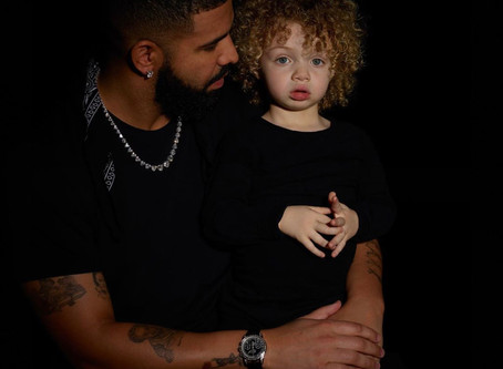 Drake Finally Drops Pics of His Son Adonis