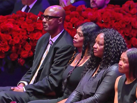 Why Did Kobe's Parents Not Speak at His Memorial Service?