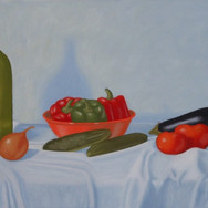 """""""Still Life w/Peppers"""""""