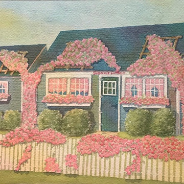 "SOLD ""Susan's Cottage, Nantucket"""