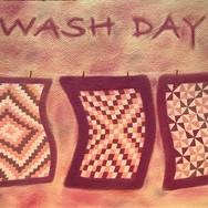 """Wash Day III"""