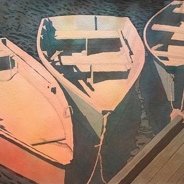 """""""3 Rowboats II"""""""