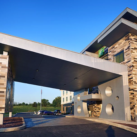 Holiday Inn Express- Shippensburg, PA