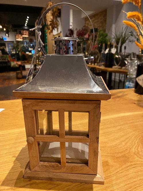 Kandelaar in vorm van huisje