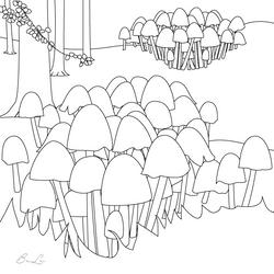 bos-kleurplaat-Designbili