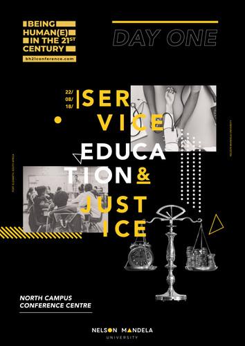 Service, Education & Justice