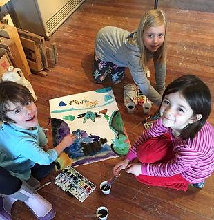 Painting kids on floor.jpg