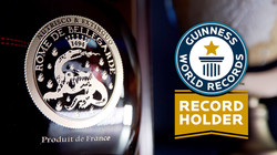 Rome De Bellegarde - Guiness World Record screen