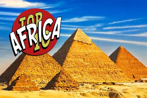 Top 10 Africa Traveler
