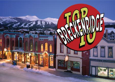 Top 10 Breckenridge Traveler