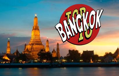 Top 10 Traveler Bangkok
