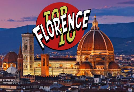 Top 10 Florence Traveler