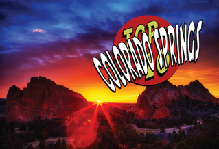 Top 10 Colorado Springs Traveler