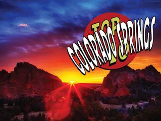Get a Little Rocky Mountain High in Colorado Springs, CO!