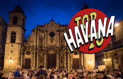 Top 10 Havana Traveler