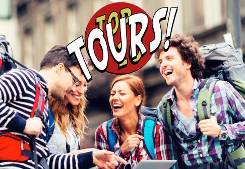 Top 10 Traveler Tours