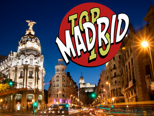 Top 10 Madrid Traveler