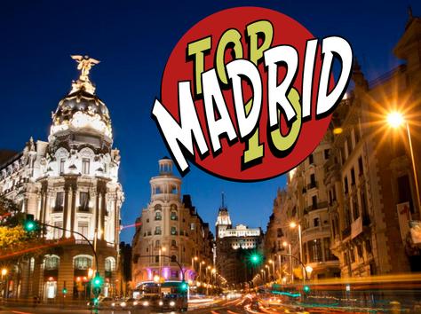 Top 10 Madrid Traveler