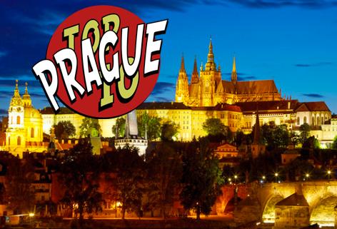 Top 10 Prague Traveler