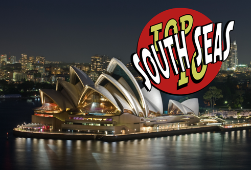 Top 10 South Seas Traveler