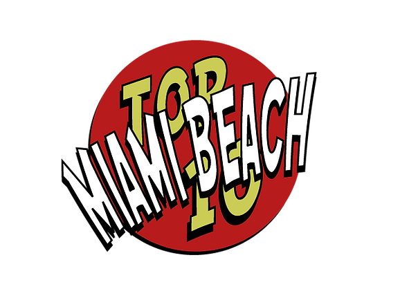 Top 10 Ten travel tips Miami Beach info information attractions restaurants transportation nightclubs bars shops shopping hotels hostels maps menus phone numbers websites videos search