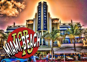 Top 10 Miami Beach Traveler