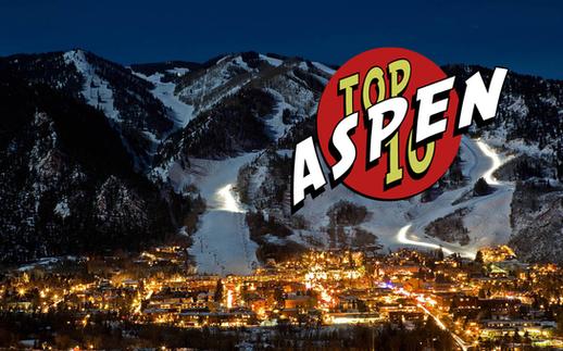 Top 10 Aspen Traveler