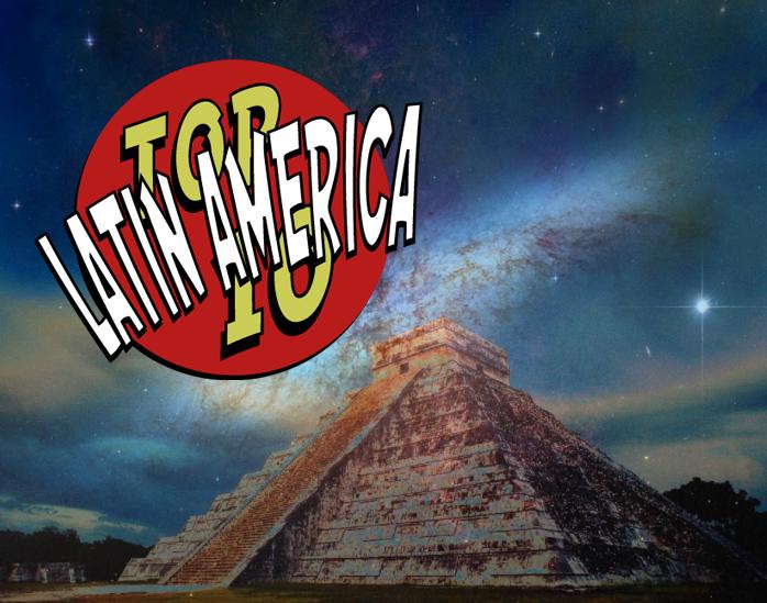 Top 10 Latin America Traveler