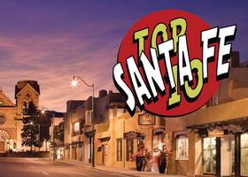 Top 10 Santa Fe Traveler