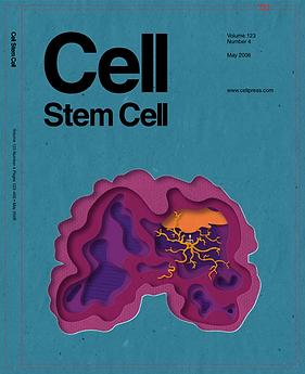 Stem Cell cover design