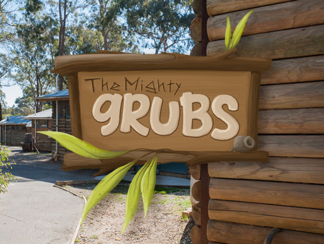 The Mighty Grubs