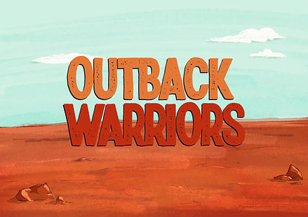 Outback Warriors title