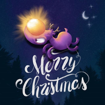 Merry Christmas 'erry ooooone!