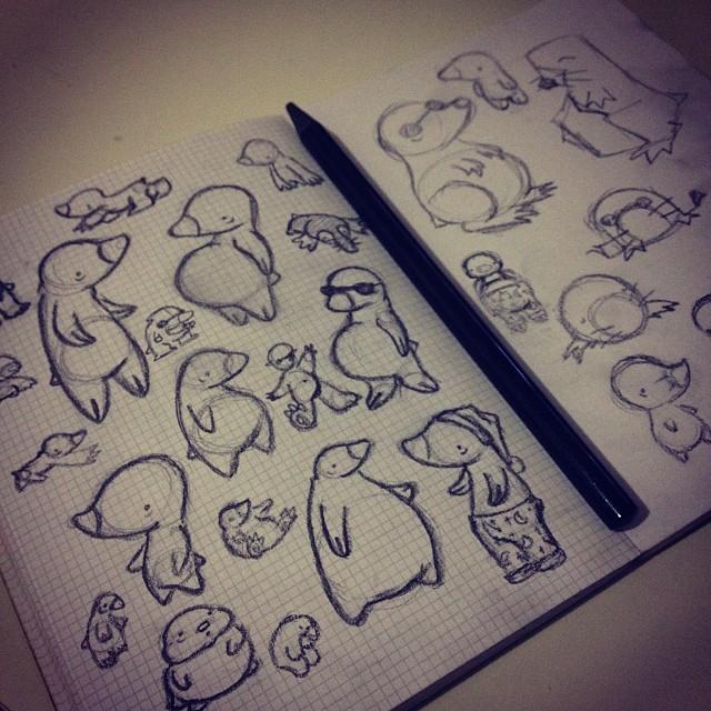 Mole mole mole, mole mole mole