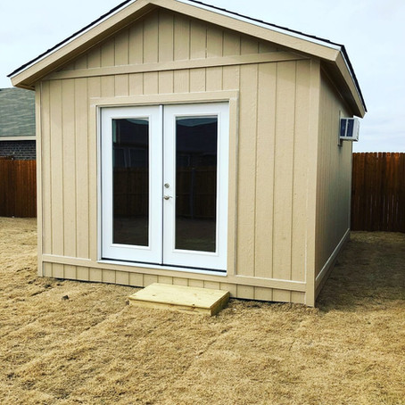 Custom Sheds and More