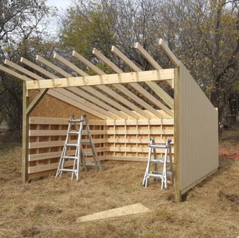 Custom Sheds By Keith - Built Like A Home Not Like A Shed