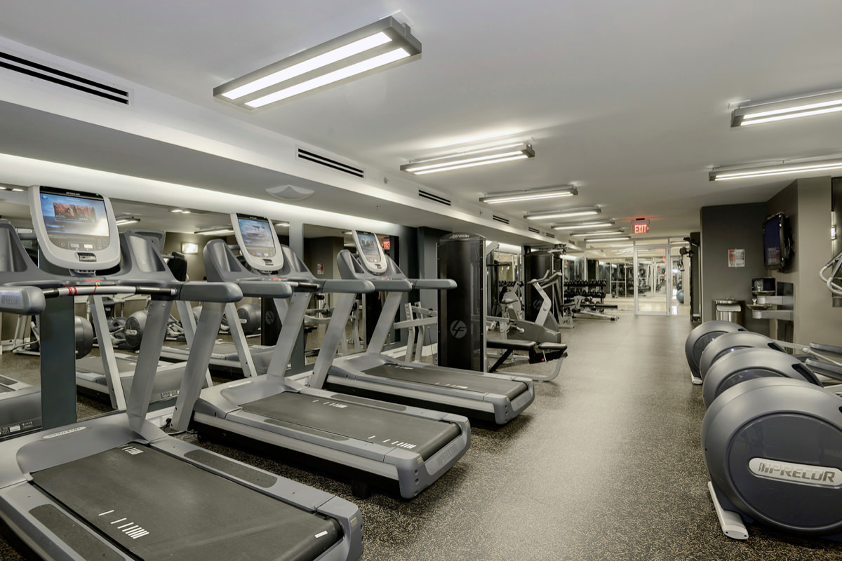 The Allegro Fitness Center