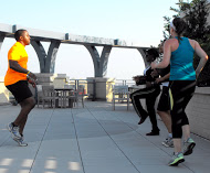 Park Place Roof-Top Workout