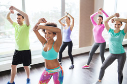 Zumba #VFITDC Resident Fitness