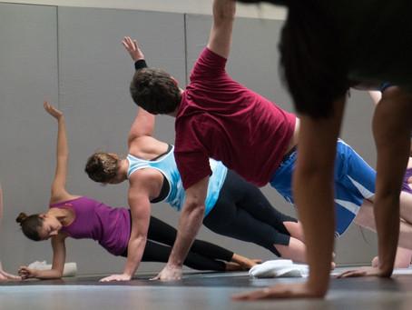 """Highland Park Residents """"Sunday Yogalates"""""""