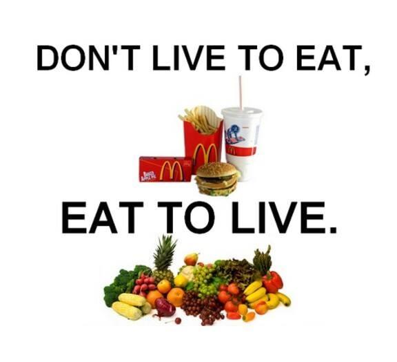 Eat To Live Washington DC