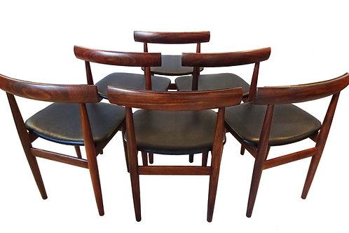 Hans Olsen dining chairs