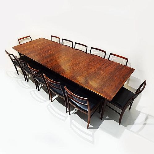 Arne Vodder 430 chairs