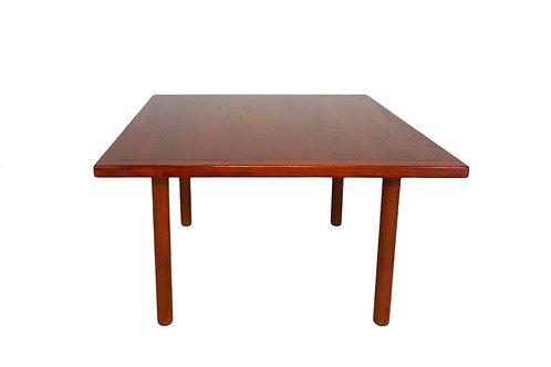 1950's teak coffee/side table by Hans J. Wegner for Andreas Tuck