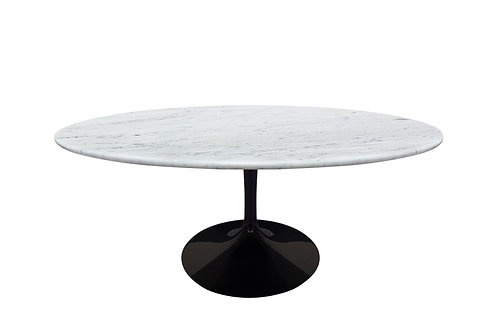 Knoll Saarinen marble coffee table