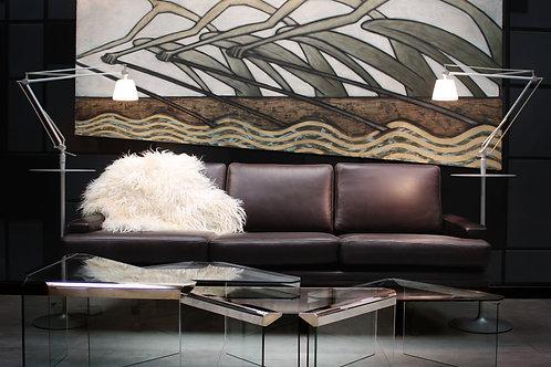 Scandinavian mid century modern design room set