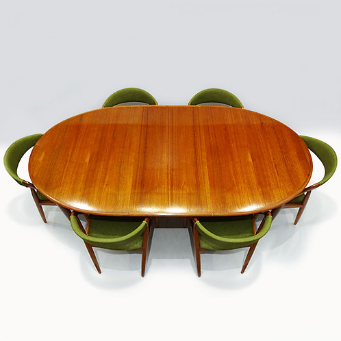 Model 31 Kai Kristiansen chairs