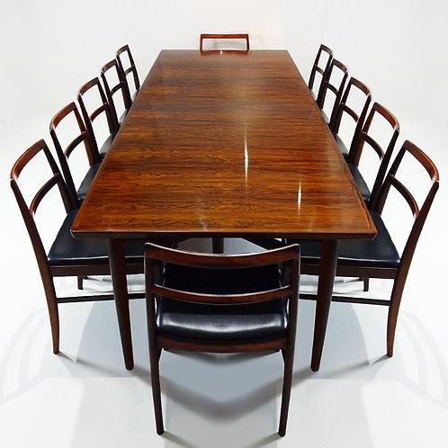 Arne Vodder 201 table