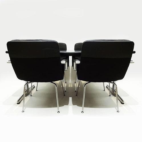 Vintage office meeting table